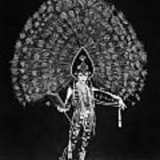 Silent Film Still: Costume Poster