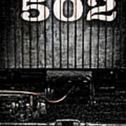 502 Poster by Colleen Kammerer