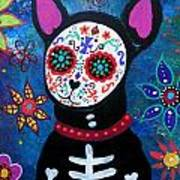 Chihuahua Day Of The Dead Poster