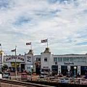 Clacton Pier Poster