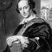 Horace Walpole (1717-1797) Poster