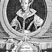Lady Jane Grey (1537-1554) Poster