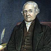 Noah Webster (1758-1843) Poster