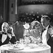 Film Still: Eating & Drinking Poster