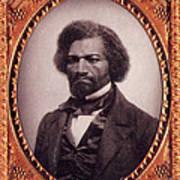 Frederick Douglass African-american Poster