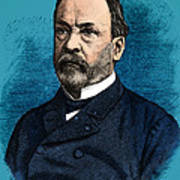 Louis Pasteur, French Chemist Poster by Science Source