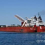 Presque Isle Ship Poster