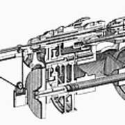 Screw-making Machine Poster