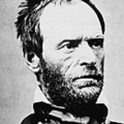 William Tecumseh Sherman Poster