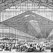 Centennial Fair, 1876 Poster by Granger