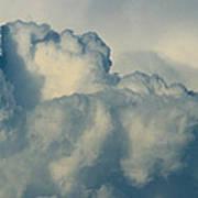 Cumulonimbus Clouds Poster