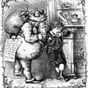 Thomas Nast: Christmas Poster by Granger