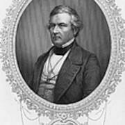 Millard Fillmore (1800-1874) Poster