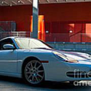 911 Porsche 996 2 Poster