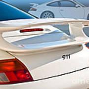911 Porsche 996 8 Poster