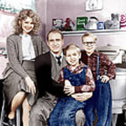 A Christmas Story, From Left Melinda Poster