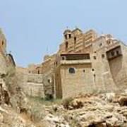 A Church In The Desert Poster