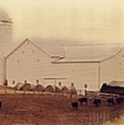 A Farm Somewhere Poster