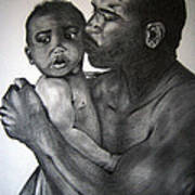 A Fathers Love Poster