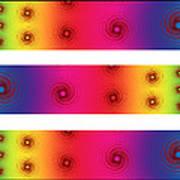 A Fractal Spectrum Poster
