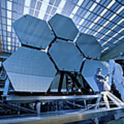A James Webb Space Telescope Array Poster