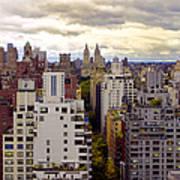 A Manhattan View Poster