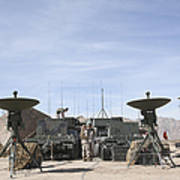 A Marine Unmanned Aerial Vehicle Poster