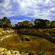 A Ruin In Sicily Poster