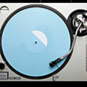 A Turntable Poster