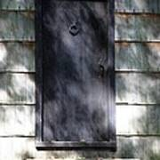 A Very Old Door Poster