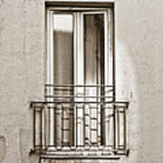 A Window In Paris Poster