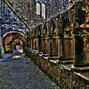 Abbey Corridor Poster
