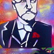 Abbott Kinney Poster by Tony B Conscious