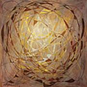 Abstract Art Twelve Poster