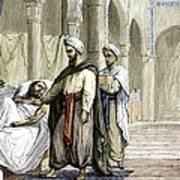 Abulcasis, Islamic Physician Poster