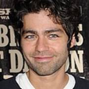Adrian Grenier At Arrivals For True Poster