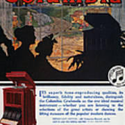 Ads: Phonograph, 1914 Poster