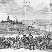 Africa: Benin City, 1686 Poster