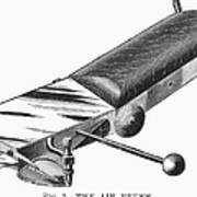 Airbrush, 1886 Poster