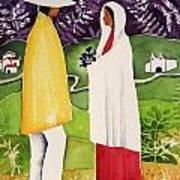 Al Empezar Poster by Regina Ammerman