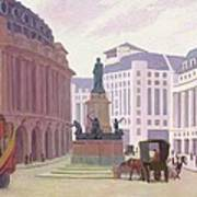 Aldwych  Poster by Robert Polhill Bevan