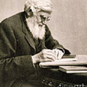 Alfred Russel Wallace, Welsh Naturalist Poster
