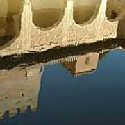 Alhambra Pool Poster
