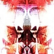 Alien King Poster by Andrea Barbieri