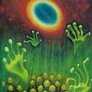 Alien Plants Poster
