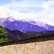 Alpine Wall Poster