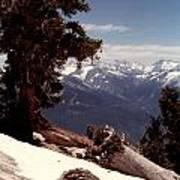 Alta Peak Poster