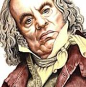 Alun Armstrong Plays Jeremiah Flintwich Poster