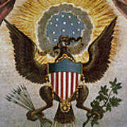 America - Great Seal Poster