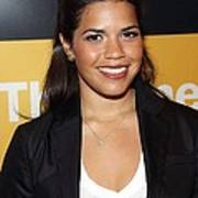 America Ferrera At A Public Appearance Poster